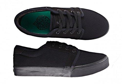 De Sapatos Ii Skate São Black Forte Caem Ops wq418w5