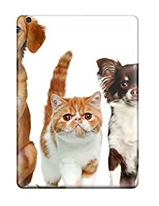 Tpu Case For Ipad Air With Cats And Dogs 5372929K86957400