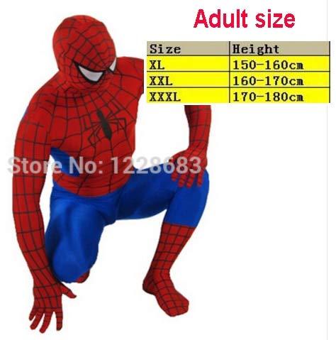 Amazon.com: Grocoto - Disfraz de Spiderman de Spiderman ...