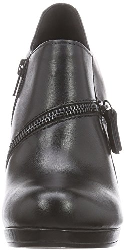 002 Premio Col 24418 Nero schwarz Tacco Marco Antic Scarpe black Donna Tozzi APFwWq1