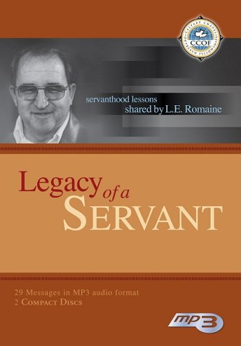 Mp3 Message (Legacy of A Servant, The (MP3 Messages, not a book))