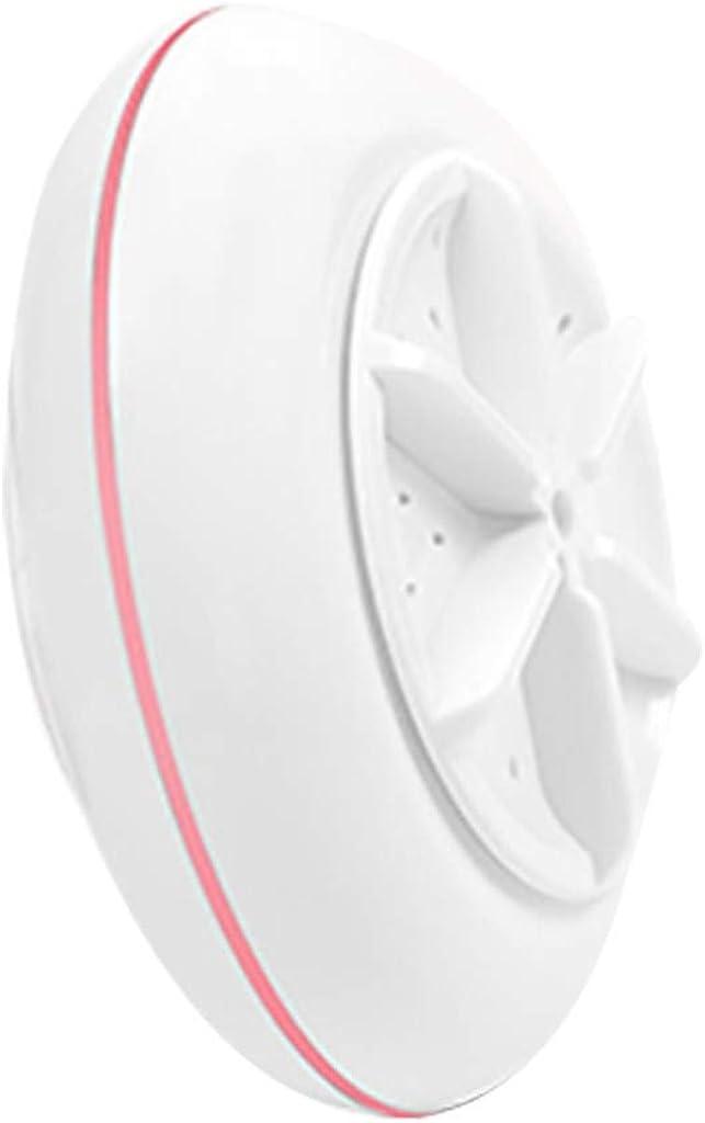 LuluZanm Mini Washing Machine Portable Washer Ultrasonic Turbine Washing Sterilization USB Powered Travel,Home