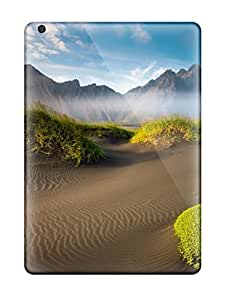 Awesome Case Cover/ipad Air Defender Case Cover(green Desert Plants Sand Bushes Dunes Nature Other)