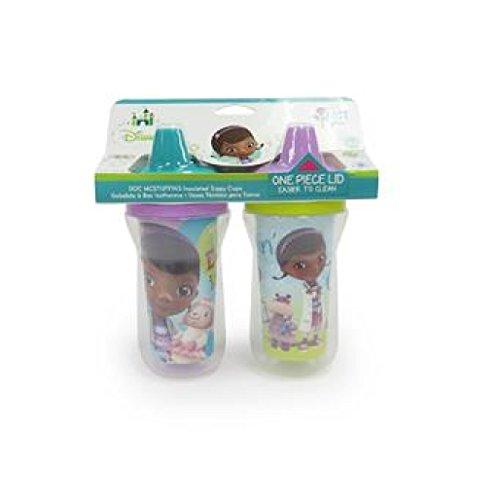 Buy disney doc mcstuffins 2-pack sippy cups