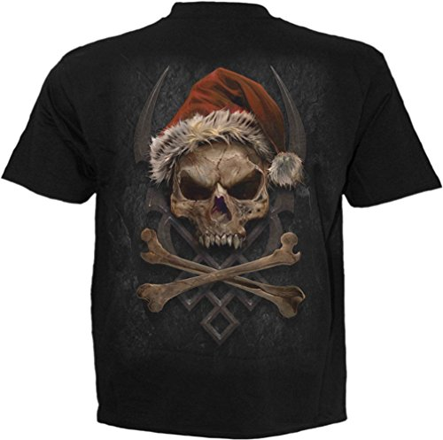 Spiral Herren T-Shirt schwarz schwarz