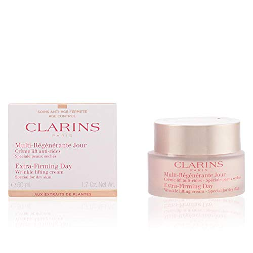 Clarins Extra-Firming Day Wrinkle Lifting Cream Special For Dry Skin 50ml (Best Face Firming Products)