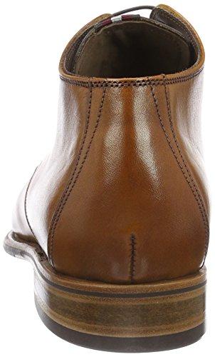Floris van Bommel 10077/11, Botines para Hombre Marrón (Cognac)