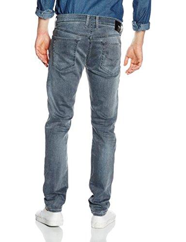 Uomo Grey Jeans Pepe washed Blu qIzIwP5