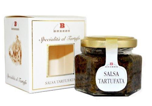 Black Truffle Saouce with Italian Premium Ingredients | 80g/2.8 oz