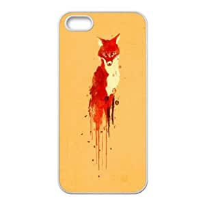 High quality Cute animal tiger protective case cover For Iphone 4 4S case coveri-uit-S4994
