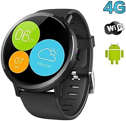 Amazon.com: Android 7.1 4G Smart Watch Phone 1GB + 16 GB ...