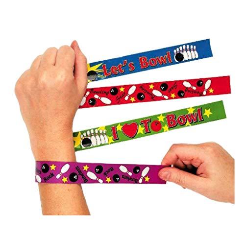 Fun Express Bowling Slap Bracelets (24 Pack)]()
