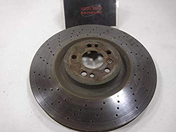 Rotors Ceramic Pads F+R 2008 Mercedes Benz GL450 OE Replacement See Desc.