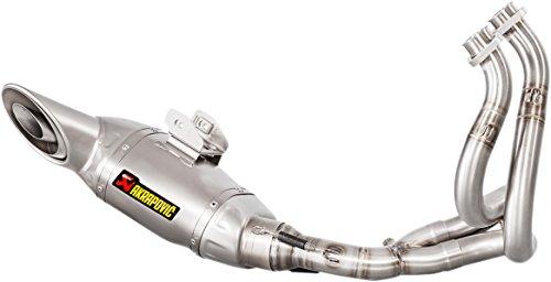 Akrapovic Exhaust Kawasaki - 8
