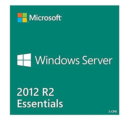 Microsoft Windows Server 2012 R2 Essentials | Full Retail Media |
