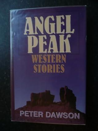 book cover of Angel Peak