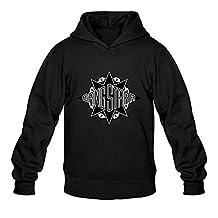 Crystal Men's Gang Starr Long Sleeve Sweatshirts And Hoodies