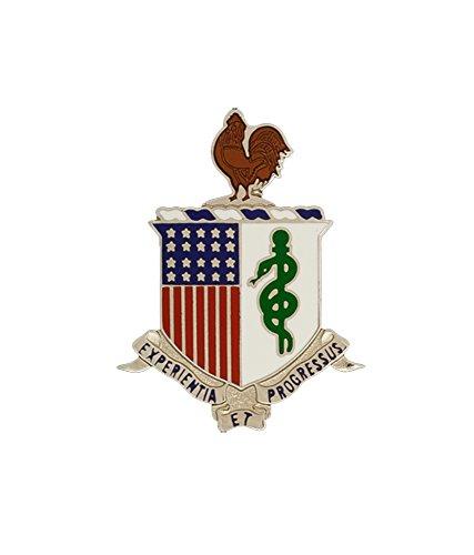 Army Unit Us Crest Corps - US Army Medical Regimental Crest