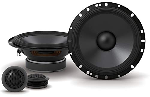 Alpine S-S65C S-Series 6.5-inch Component 2-Way Speakers (pair)
