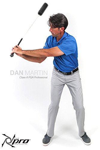 The PRO Golf Swing Training System – Power & Cosistency Trainer Aid for Golfers of All Ages – Kids to Adults
