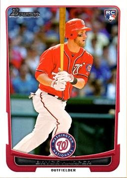 Bowman Draft Baseball Harper Rookie product image