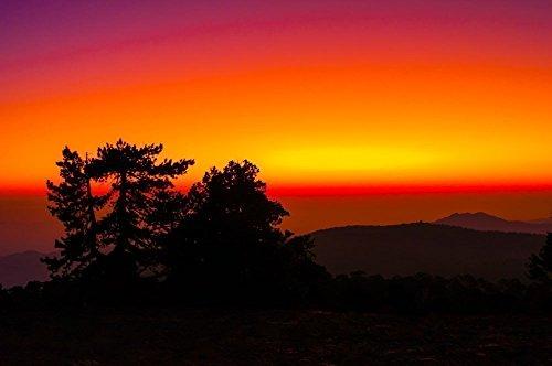 110813-68-samurai-sunrise-8x10-matted-fine-art-photograph-mountain-sunrise-best-for-home-and-office-
