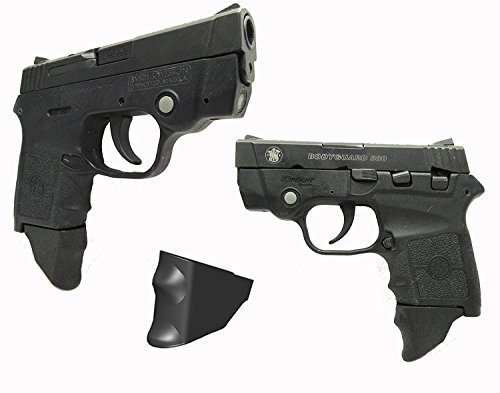 2 Pack Smith and Wesson Bodyguard 380 and M&P Bodyguard 380 Extra Long Garrison Grip Extension