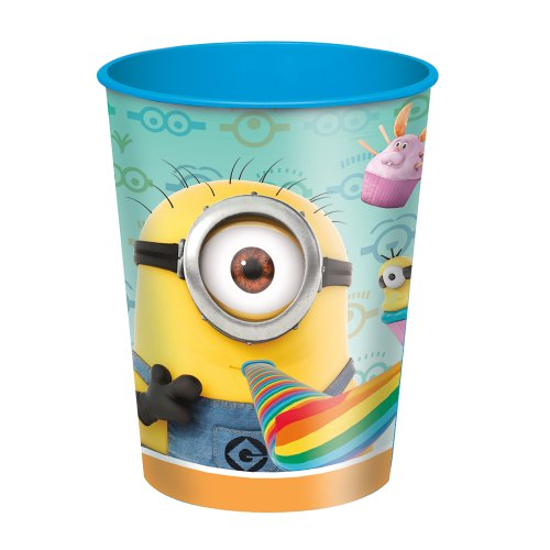 Unique 16oz Despicable Me Minions Plastic (Out Of Africa Costumes Ideas)