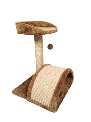Fancy Pets Mueble Rascador para Gato, Arco, 50 cm