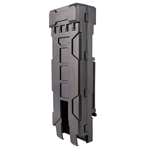 Tactical MOLLE 10pcs 12 Gauge Shotgun Magazine Shell Pouch Carrier Holder