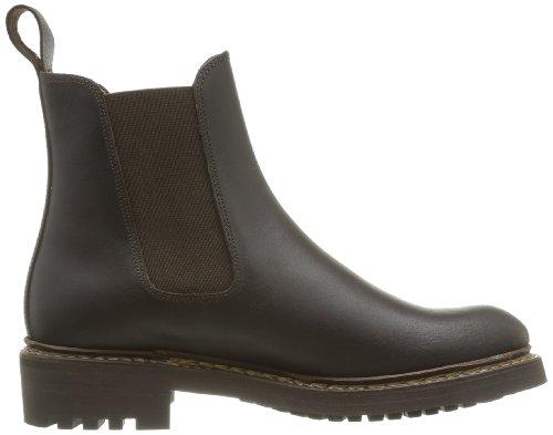 Brown Chelsea Aigle Dark 5 Boots Monbrison 2 Damen Braun gwvPtq0vU