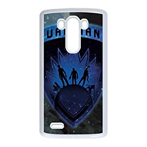 LG G3 Cell Phone Case White Guardians Cosmic Shield Y7H4OO