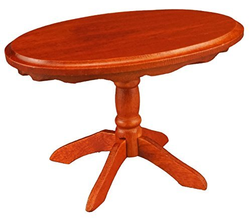 [Reutersporcelin] [Miniature] small oval table RP1821-9