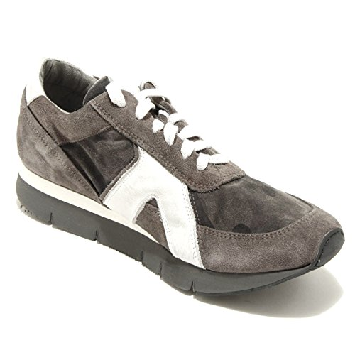 2352G sneaker grigia O.X.S. scarpa uomo shoes men Grigio