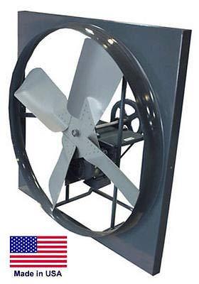 Belt Drive Fan Panel (Streamline Industrial PANEL EXHAUST FAN Belt Drive - 36