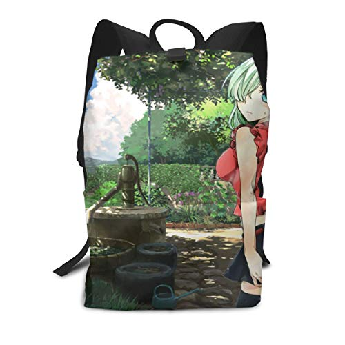 Outdoor Leisure Sports School Travel Backpack Casual Daypack-The Seven Deadly Sins]()