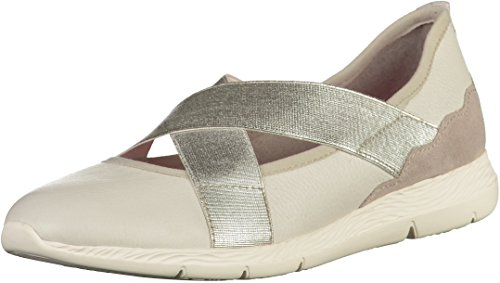 TAMARIS Tamaris Womens Shoe 24638 White 38