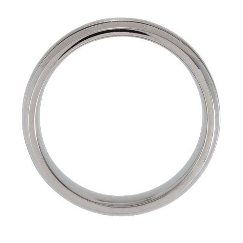 08.00 mm Titanium Comfort Fit Band (Size 7.5)