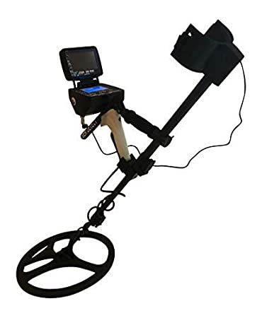 Amazon.com : GER DETECT Titan 1000 Professional Geolocator Long Range Professional Metal Detector - Underground Depth Scanner & Distance Targeting - Find ...