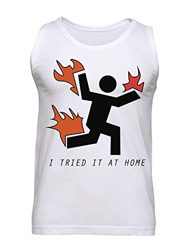 I Tried It At Home Men's Tank Top