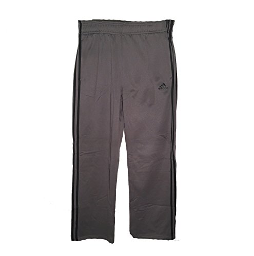 Adidas Performance Youth Boys Tech Fleece Lined Athletic Pull-on Pant (X-Large, Granite/Black) - Lined Active Pant