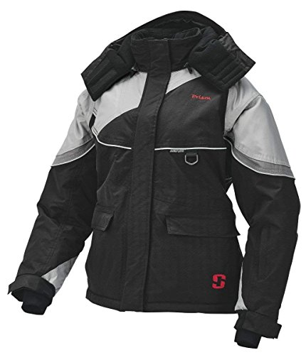 Striker Ice Women's Prism Jacket, Black/Gray, 8 Review