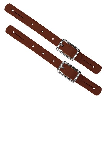 Spur Leather (Weaver Leather Children Spur Straps)