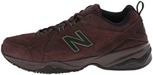 New Balance Men's MX608v4 Training Shoe, Brown, 6.5 4E US by New Balance (Image #5)