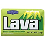 Lava Heavy-Duty Hand Cleaner, Bar, 4 oz (240 Pack)