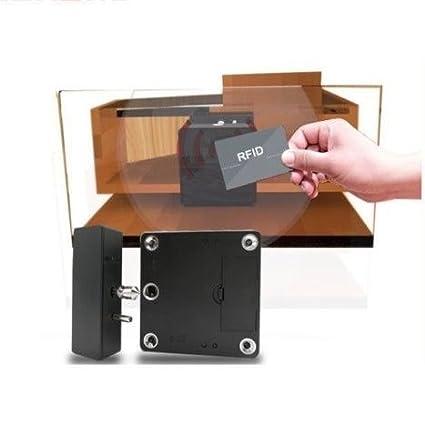 RFID Hidden Cabinet/Drawer Lock 13.56mhz