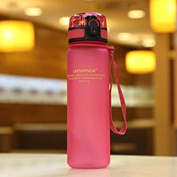 LOYWT Tazas De Agua Para Niños Y Niñas, Portable Taza Scrub Botellas De Agua ,