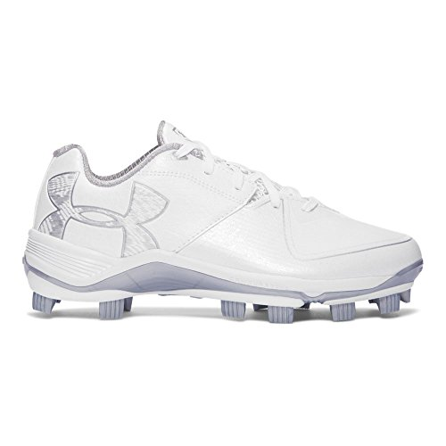 Scarpa Atletica Da Donna Under White In Armatura Bianca
