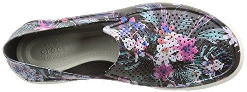 Crocs Multicolore Femme Baskets Citlnrkagrpslpw tropical 4TTHcq01Fw