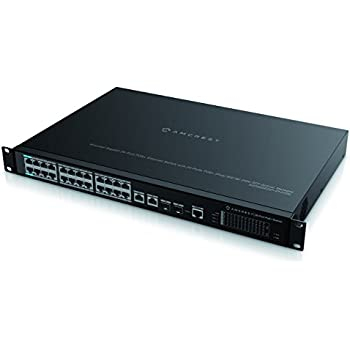 Amazon Com Amcrest Gigabit Uplink 26 Port Poe Ethernet